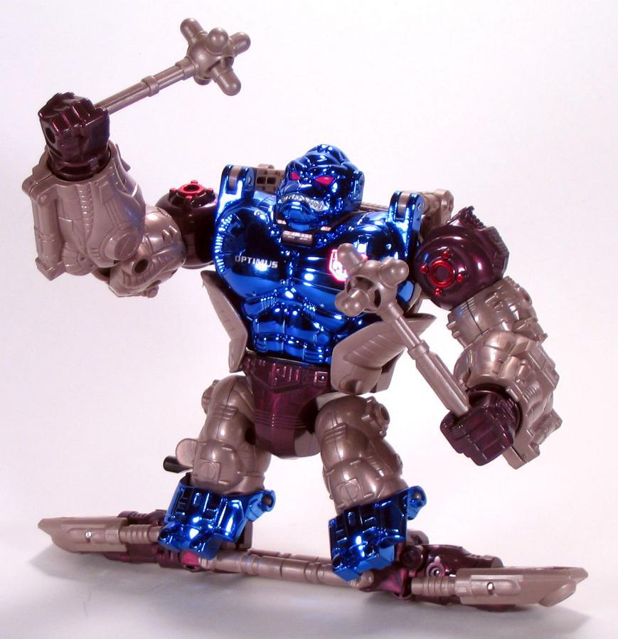 the gallery for gt beast wars optimus primal