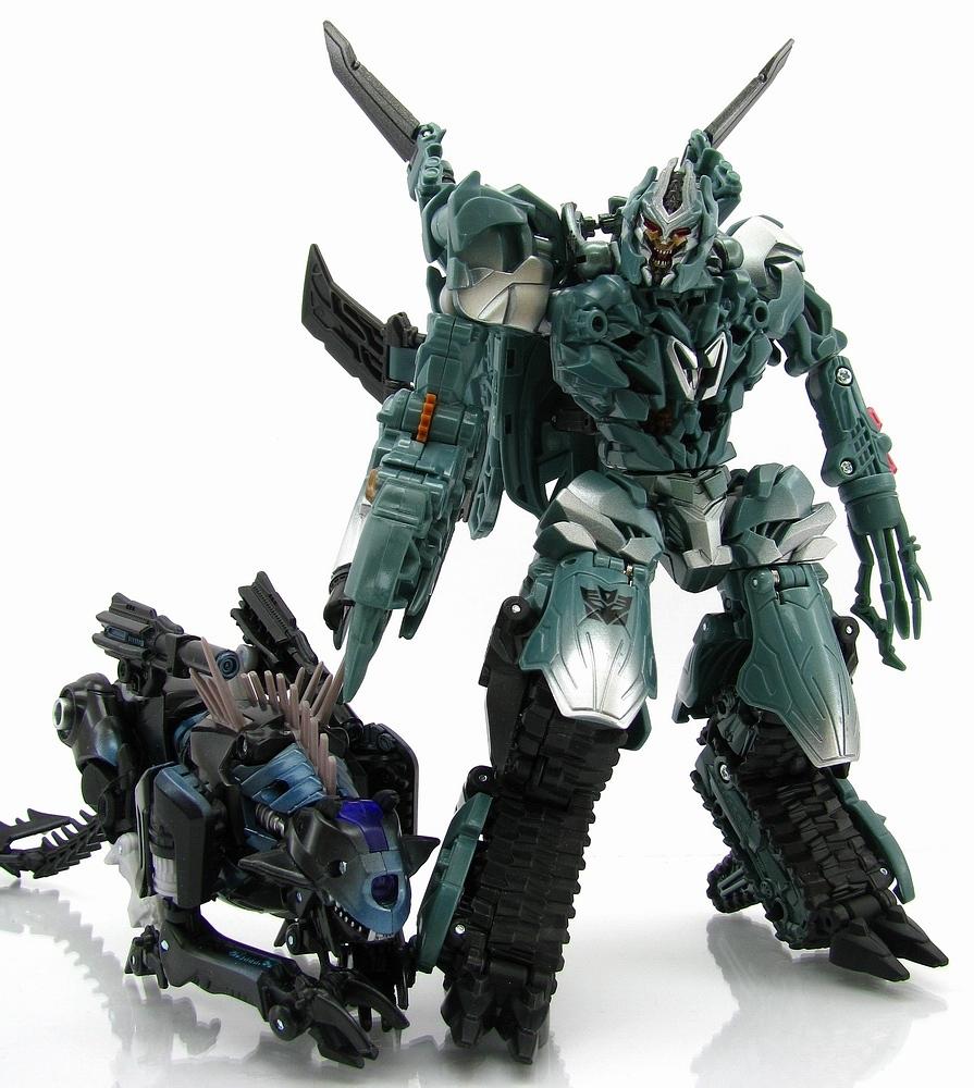 Transformers 2 fallen toy