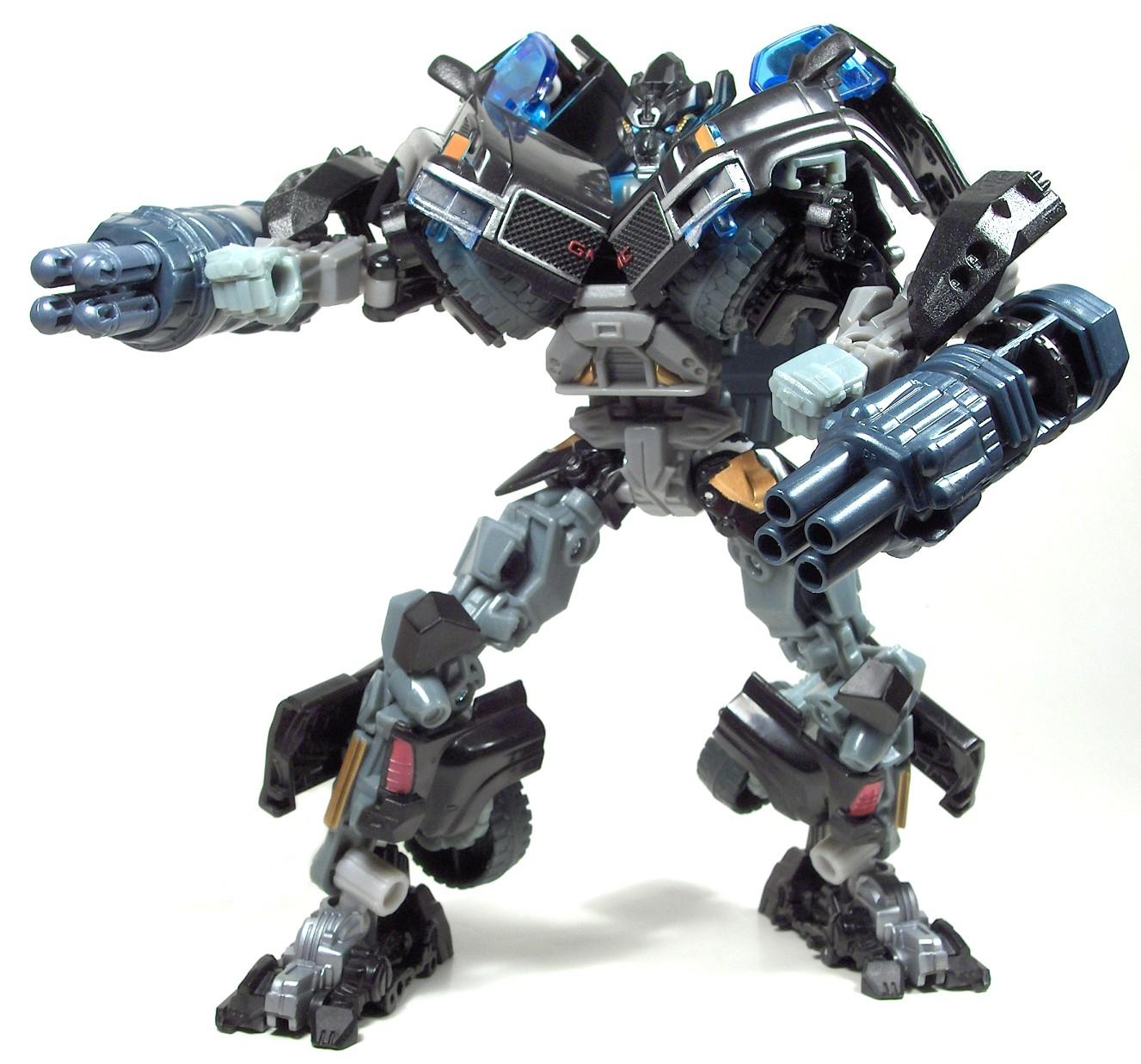 Amazon.com: Transformers Dark of the Moon DA04 Ironhide: Toys & Games
