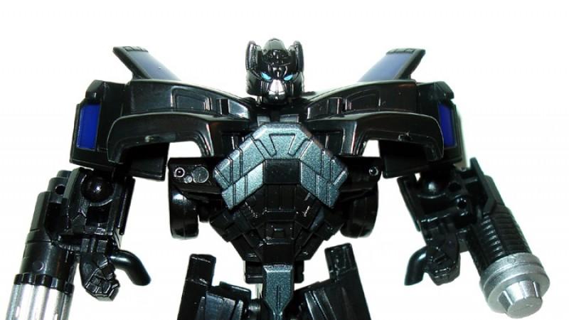 allspark ironhide robot mode